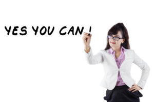 The Power of Belief: Yes You Can!