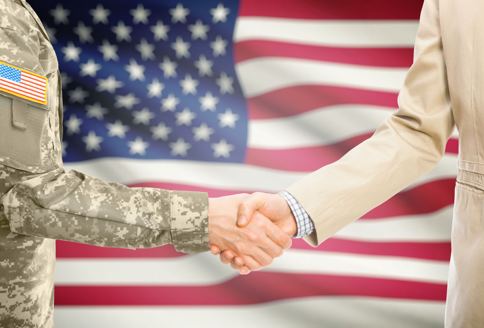 how to present your military experience as a civilian