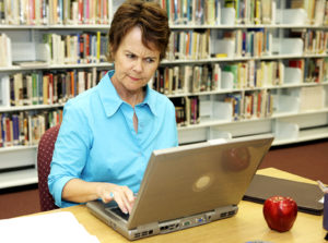 Job-Search Online and Book Research