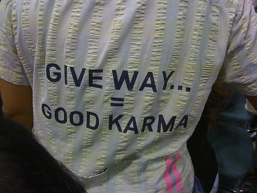 3 styles of giving to boost career karma
