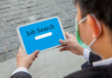Job Search During Covid Times